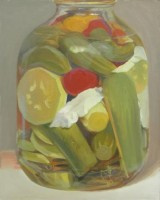 Assorted, 2007, oil on canvas, 80x60
